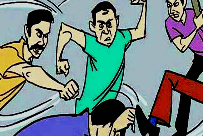 Miscreants Attacked Youth In Soro