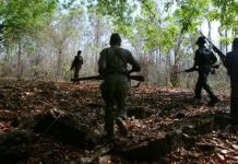 Police Naxal Fire Exchange In Swabhiman Anchal Of Malkangiri