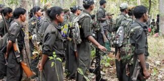 Naxal Kidnapped Three Health Workers In Bijapur