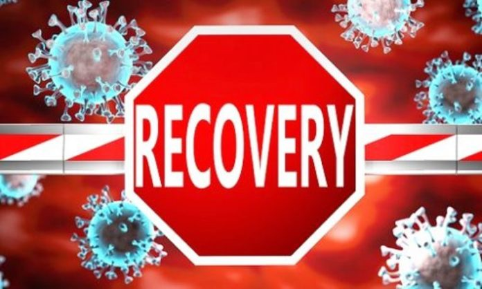 Another 3464 Covid patients have recovered and are being discharged