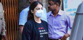 Rhea Chakraborty's Custody Extended