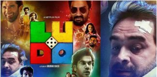 here's the LUDO trailer