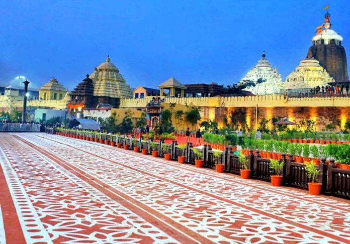 Seven Associated With Puri Jagannath Temple Tested Corona Positive