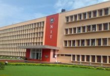 NIT Rourkela Allowed Covid Negative Students To Leave Hostel