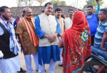 BJP Team Visits Mayurbhanj Village In Odisha Jharkhand Border