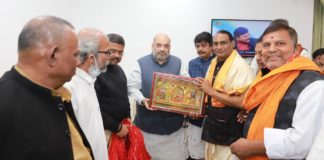 BJP Thanks Union Culture Minister For Withdrawal Proposed Heritage Bye-Laws Puri Jagannath Temple