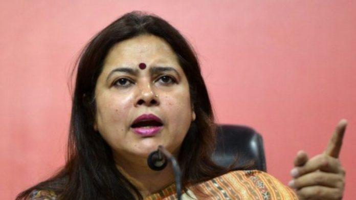 Kejriwal wants farmers to commit suicide, alleges BJP's Meenakshi Lekhi
