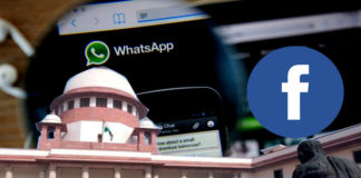 Supreme Court Sent Notice To Facebook And Whatsapp On Their New Privacy Policy