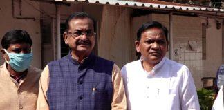 Team Of Odisha BJP Visits Kotia Koraput