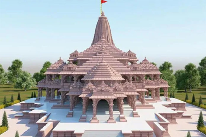 Ram Mandir Trust Expand Temple Complex Area To 107 Acres Ayodhya New Land