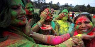 Celebrate Holi In Home Amid Covid Norms