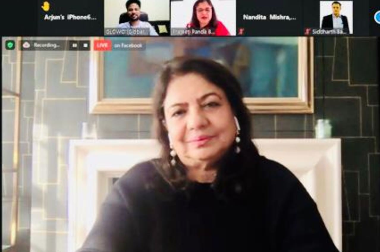 Global Western Odisha Host Webinar In International Womens Day