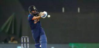 India Vs England Virat Kohli Most Runs As Captain In T20