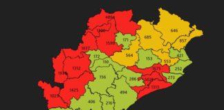 11 District Of Odisha In Covid Red Zone