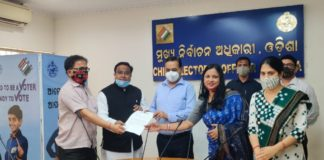 BJD Met CEO In 50 Lakh Seized At Pipili