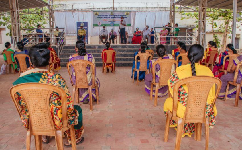 BMC Covid Awareness Programme