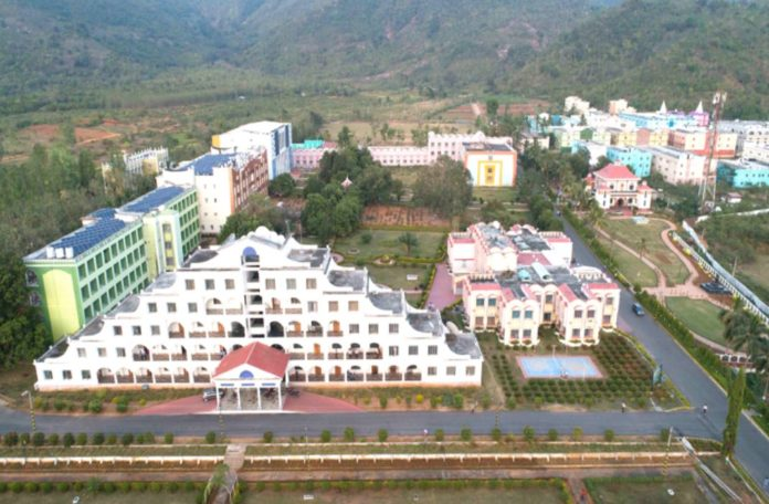 Gunpur GIET University Shut Down For Three Days After Corona Positive Found