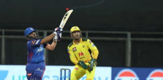 IPL-2021 CSK Captain Dhoni Fined For 12 Lakh RS Because Of Slow Over Rate