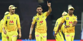 IPL-2021 CSK Captain Dhoni Said After Win Deepak Chahar Should Play Responsibility In Powerplay