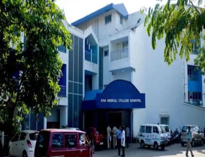 15 More Covid Patients Die At Top Goa Hospital Due To Oxygen Drop