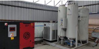 Dedicated Oxygen Supply Unit at COVID-19, Ranki Keonjhar