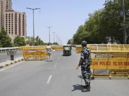 Delhi Extends Lockdown For Another Week
